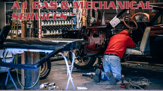 Car Mechanic Hallam